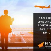 Can I return to live and work in South Africa if I have financially emigrated?
