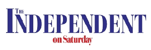 Independent on Saturday