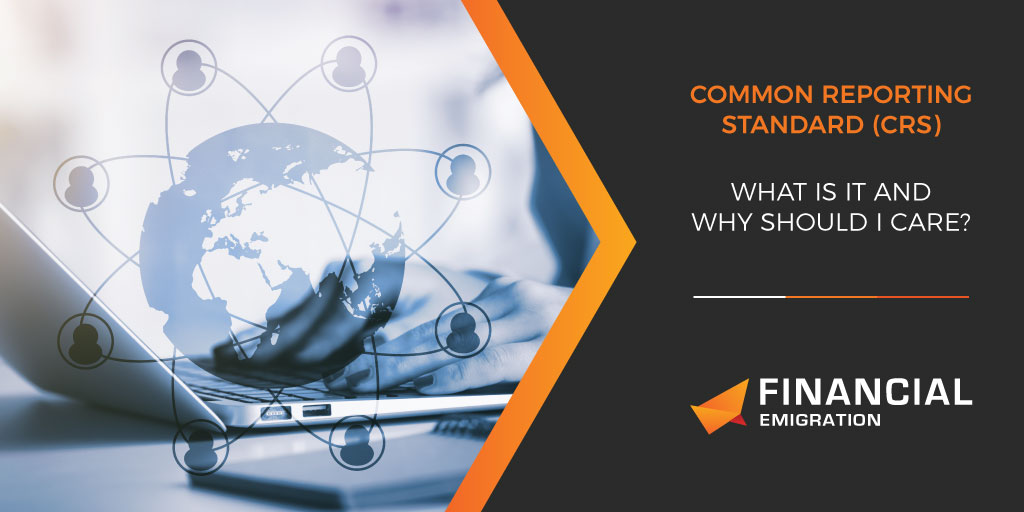 Common Reporting Standard - What is it and why should I care?