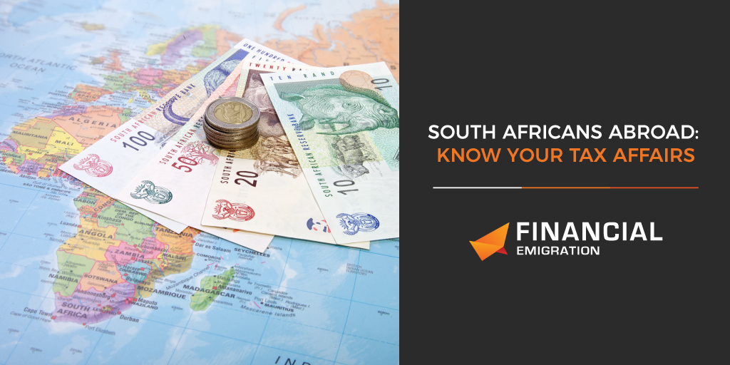South Africans abroad: Know you tax affairs