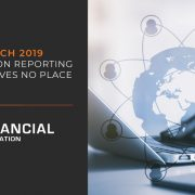 Budget Speech 2019 - OECD's Common Reporting Standard leaves no place to hide