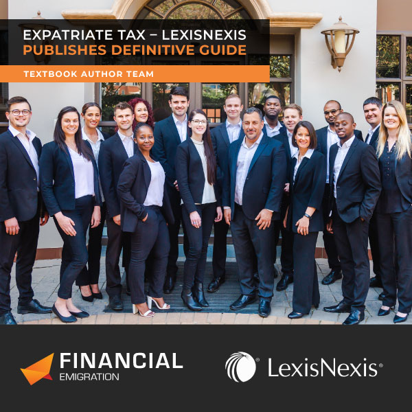 Expatriate Tax - LexisNexis Publishes Definitive Guide