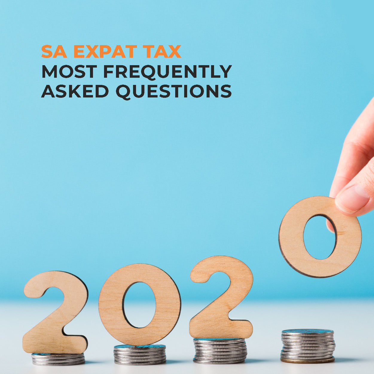 SA Expat Tax - Most Frequently Asked Questions